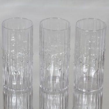 Iittala Mesi lasit, 35 cl, 3 kpl, suunnittelija Tapio Wirkkala, 35 cl