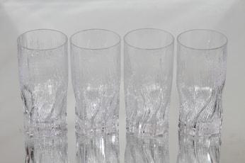 Iittala Kelo lasit, 35 cl, 4 kpl, suunnittelija Tapio Wirkkala, 35 cl