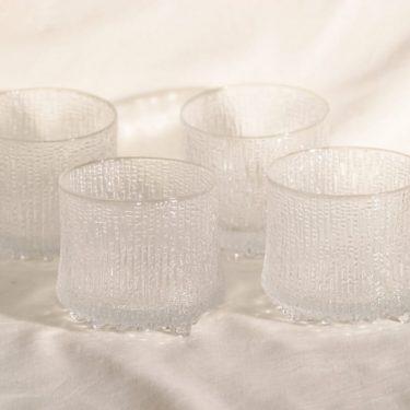 Iittala Ultima Thule lasit, 50 cl, 4 kpl, suunnittelija Tapio Wirkkala, 50 cl