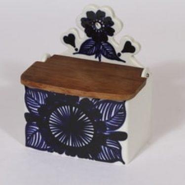 Arabia Köökki suola-astia, käsinmaalattu, suunnittelija , käsinmaalattu, signeerattu