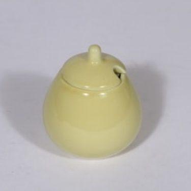 Arabia sinappirasia, keltainen, suunnittelija , pieni