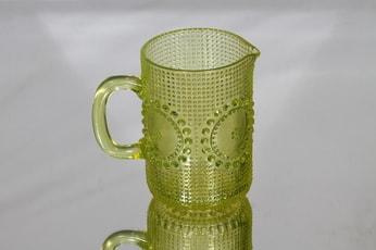 Riihimäen lasi Grapponia kaadin, 1 l, suunnittelija Nanny Still, 1 l