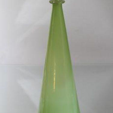 Riihimäen lasi Tzarina karahvi, signeerattu, suunnittelija Nanny Still, signeerattu, suuri