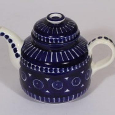 Arabia Valencia kahvikaadin, 1 l, suunnittelija , 1 l, käsinmaalattu, signeerattu