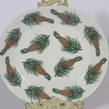Arabia BK koristevati, Enso-Gutzeit 100 vuotta, suunnittelija , Enso-Gutzeit 100 vuotta, serikuva, tilattu koriste