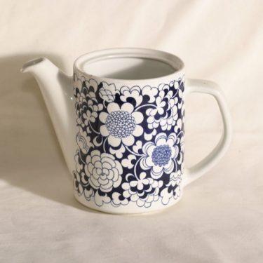 Arabia Gardenia kahvikannu, 1 l, suunnittelija Esteri Tomula, 1 l
