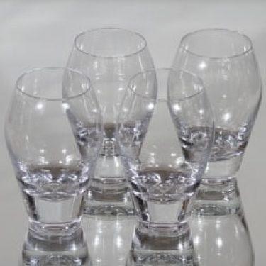 Iittala Stella lasit, 44 cl, 4 kpl, suunnittelija Elina Joensuu, 44 cl