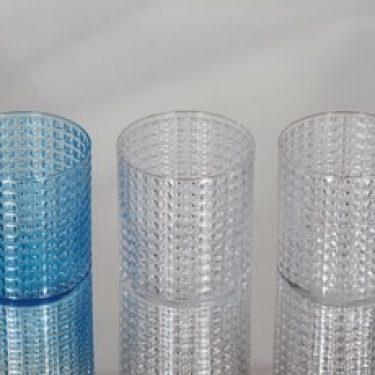 Nuutajärvi OTK lasit, 25 cl, 3 kpl, suunnittelija Kaj Franck, 25 cl, kirkas