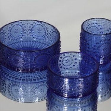 Riihimäen lasi Grapponia kulhot, 16 cl, 2 kpl, suunnittelija Nanny Still, 16 cl, lasi