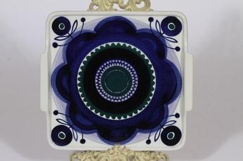 Arabia AJ61 tarjotin, käsinmaalattu, suunnittelija Svea Granlund, käsinmaalattu, signeerattu