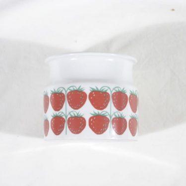 Arabia Pomona purnukka, mansikka, suunnittelija Raija Uosikkinen, mansikka kuva 2