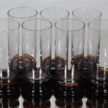 Humppila Kievari lasit, 35 cl, 7 kpl, suunnittelija Matti Halme, 35 cl