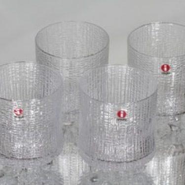 Iittala Ultima Thule lasit, 20 cl, 4 kpl, suunnittelija Tapio Wirkkala, 20 cl