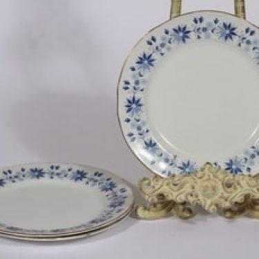 Arabia Fenno lautaset, 3 kpl, suunnittelija , pieni, serikuva