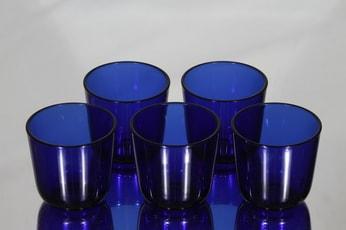 Nuutajärvi 5023 lasit, 20 cl, 5 kpl, suunnittelija Kaj Franck, 20 cl