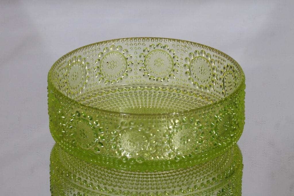 Riihimäen lasi Grapponia kulho, s, suunnittelija Nanny Still, s