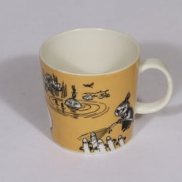 Arabia Muumi muki, Pikku-Myy, suunnittelija , Pikku-Myy, serikuva