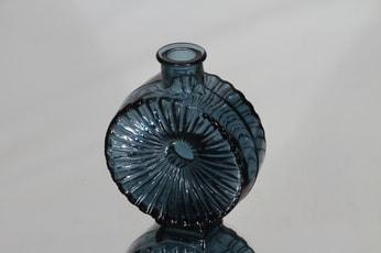 Riihimäen lasi 1394 koristepullo, koko ¼, suunnittelija Helena Tynell, koko ¼, pieni