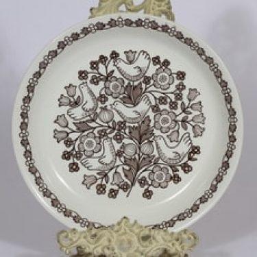 Arabia Sirkku vati, suunnittelija Esteri Tomula, serikuva