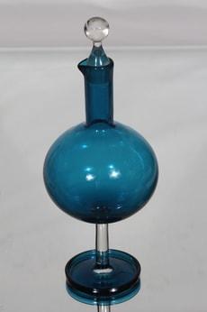 Riihimäen lasi Harlekiini karahvi, 50 cl, suunnittelija Nanny Still, 50 cl