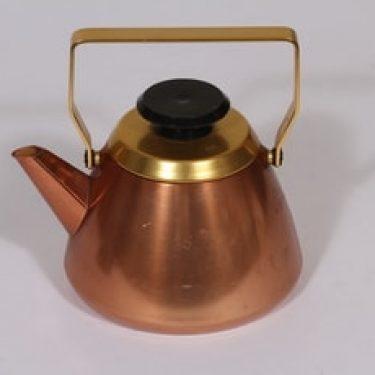 OPA kahvipannu, 0.5 l, suunnittelija , 0.5 l, pieni, kupari
