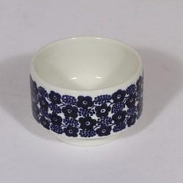 Arabia Rypäle sokerikko, sininen, suunnittelija , serikuva