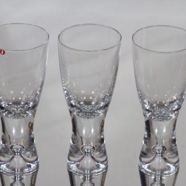 Iittala Tapio lasit, 20 cl, 3 kpl, suunnittelija Tapio Wirkkala, 20 cl