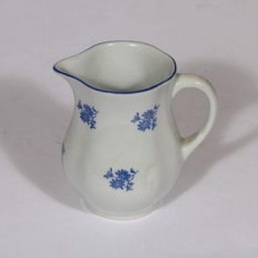 Arabia kukkakuvio kaadin, sininen, suunnittelija , pieni, painokoriste