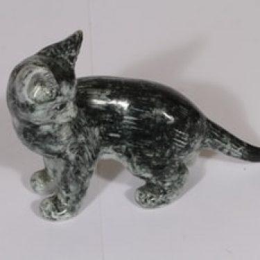 Arabia eläinfiguuri, käsinmaalattu, suunnittelija Lea von Mickwitz, käsinmaalattu, signeerattu