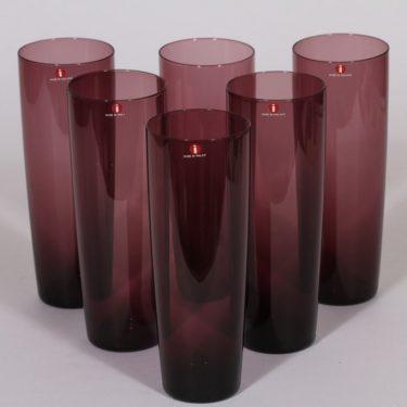 Iittala 2204 glasses, 40 cl, 6 pcs, Tapio Wirkkala