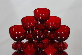 Nuutajärvi Bistro cocktail-lasit, 10 cl, 6 kpl, suunnittelija Saara Hopea, 10 cl