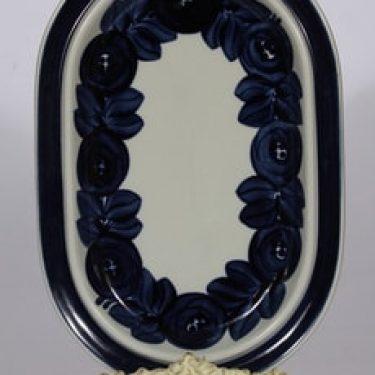 Arabia Anemone vati, käsinmaalattu, suunnittelija Ulla Procope, käsinmaalattu