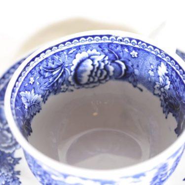 Arabia Maisema teekuppi, suunnittelija , kuparipainokoriste kuva 2