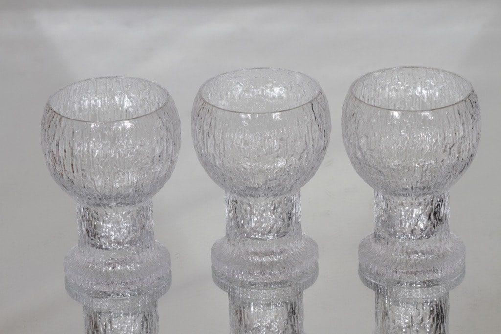 Iittala Kekkerit lasit, 30 cl, 3 kpl, suunnittelija Timo Sarpaneva, 30 cl