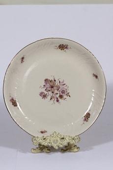 Arabia Raili vati, suunnittelija , suuri, serikuva, kukka-aihe