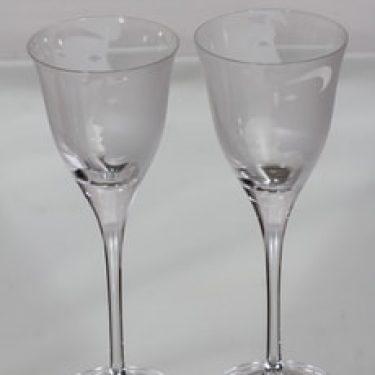 Iittala Romanssi lasit, 20 cl, 2 kpl, suunnittelija Mikko Karppanen, 20 cl