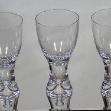 Iittala lasit, 24 cl, 3 kpl, suunnittelija Tapio Wirkkala, 24 cl