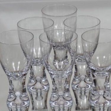 Iittala Tapio lasit, 24 cl, 6 kpl, suunnittelija Tapio Wirkkala, 24 cl