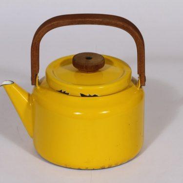 Finel Finella kahvipannu, keltainen, suunnittelija ,