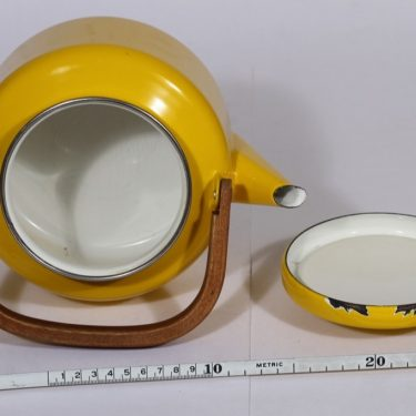 Finel Finella kahvipannu, keltainen, suunnittelija ,  kuva 3