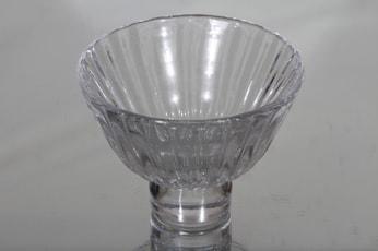 Riihimäen lasi maljakko, signeerattu, suunnittelija Helena Tynell, signeerattu