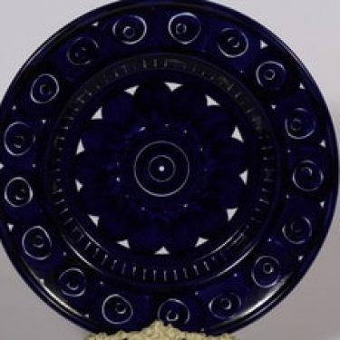 Arabia Valencia hedelmävati, käsinmaalattu, suunnittelija , käsinmaalattu, suuri, syvä