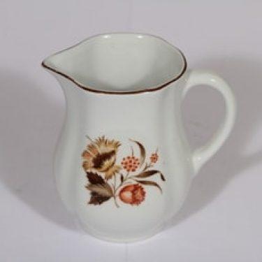 Arabia kukkakuvio kaadin, 0.5 l, suunnittelija , 0.5 l, siirtokuva, kukka-aihe