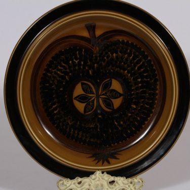 Arabia Fructus vati, omena, suunnittelija , omena, suuri, omena-aihe, käsinmaalattu