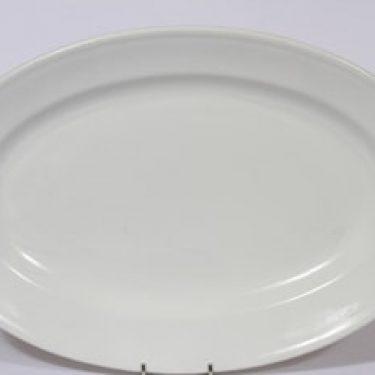 Arabia XU vati, valkoinen, suunnittelija , suuri, soikea