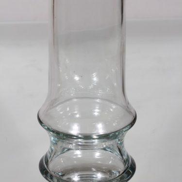 Riihimäen lasi Reimari maljakko, kirkas, suunnittelija Tamara Aladin,  kuva 2