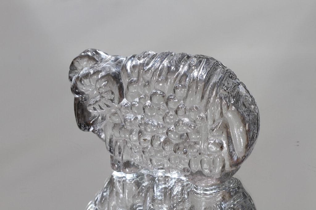 Humppila Villi kuningaskunta koriste-esine, Harald-pässi, suunnittelija Pertti Santalahti, Harald-pässi