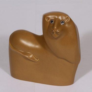 Arabia eläinfiguuri, Teo, suunnittelija Howard Smith, Teo, leijona-aihe