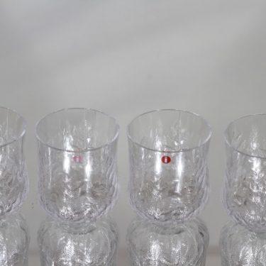 Iittala Koivu lasit, 15 cl, 4 kpl, suunnittelija Jorma Vennola, 15 cl