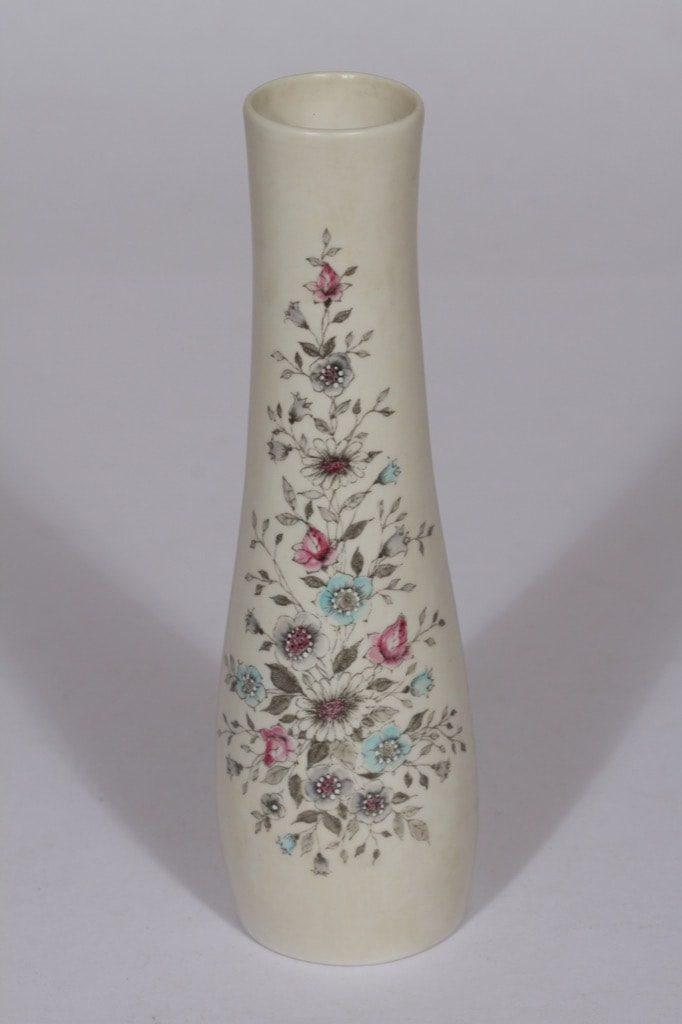 Arabia Fennica maljakko, suunnittelija , painettu, käsinmaalattu, signeerattu